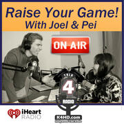 Raise Your Game With Joel and Pei