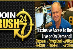 New Members Flock to Rush 24/7 - The Rush Limbaugh Show